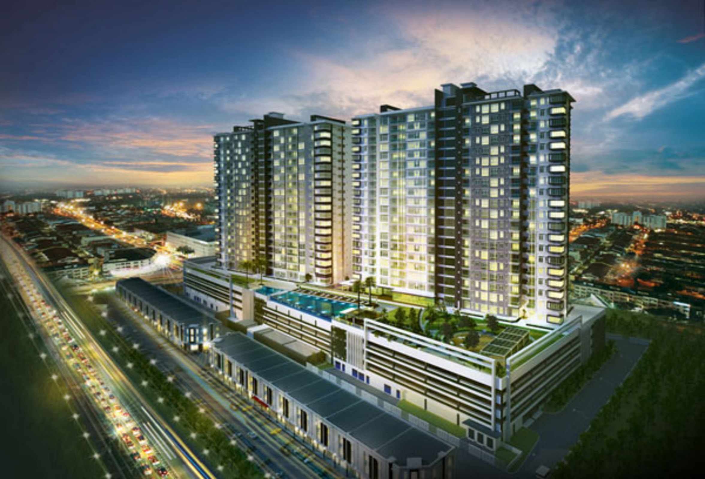 Skudai house for sale d inspire residence 4