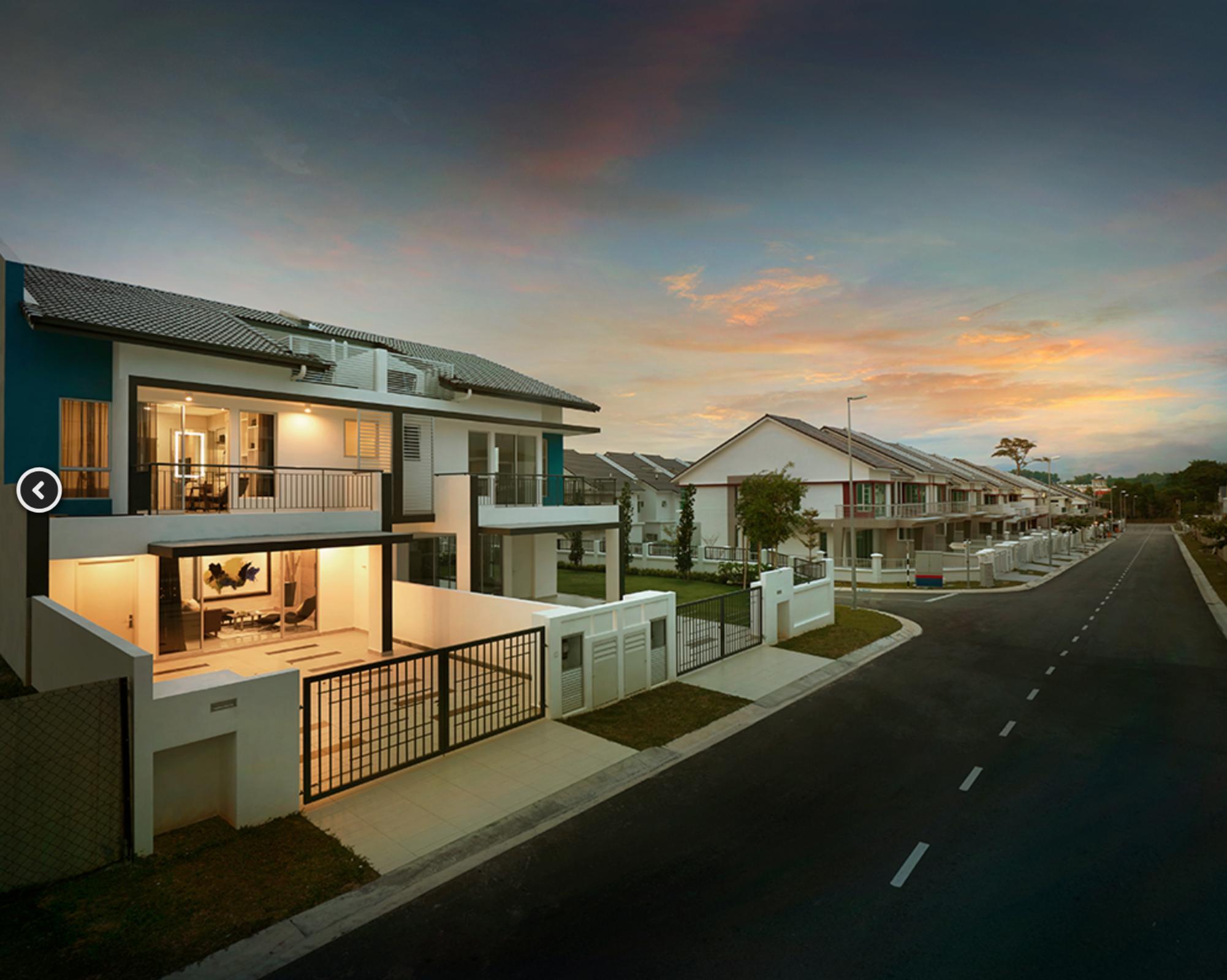 Seremban house for sale seri binjai