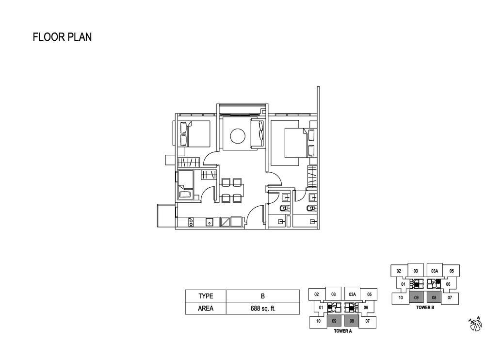 Fera Residence The Quartz For Sale In Wangsa Maju Propsocial