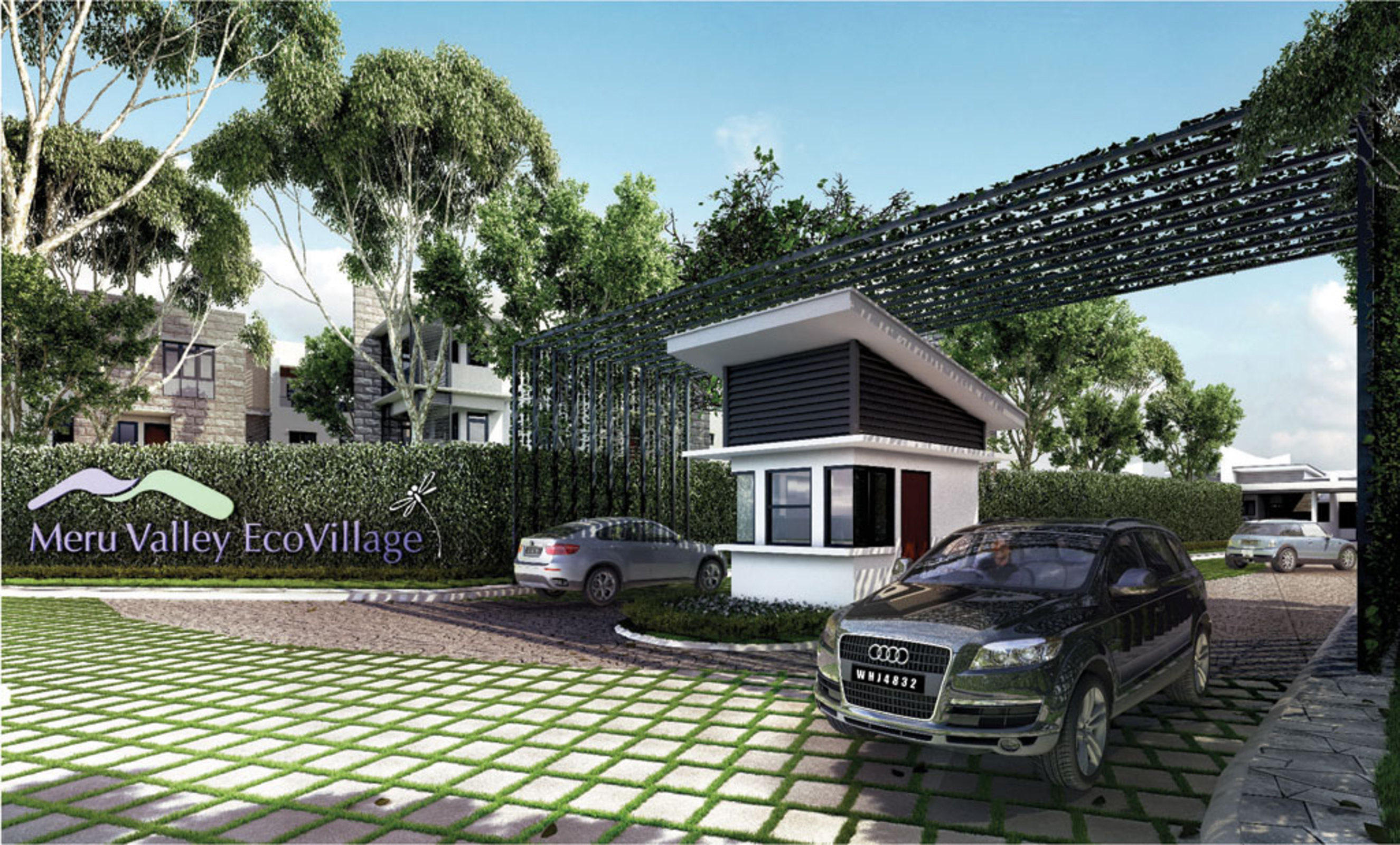 Ipoh house for sale meru valley ecovillage 1