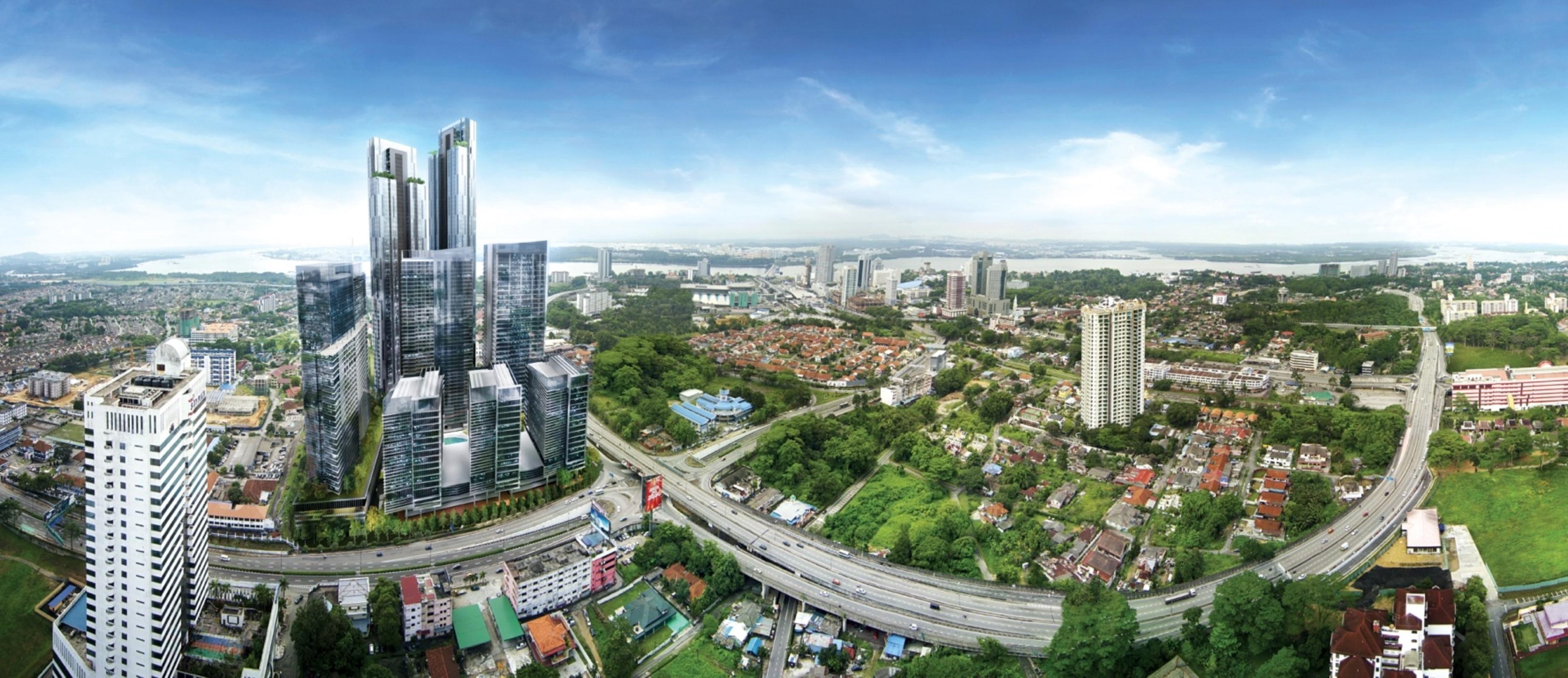 Johor bahru house for sale the astaka 1