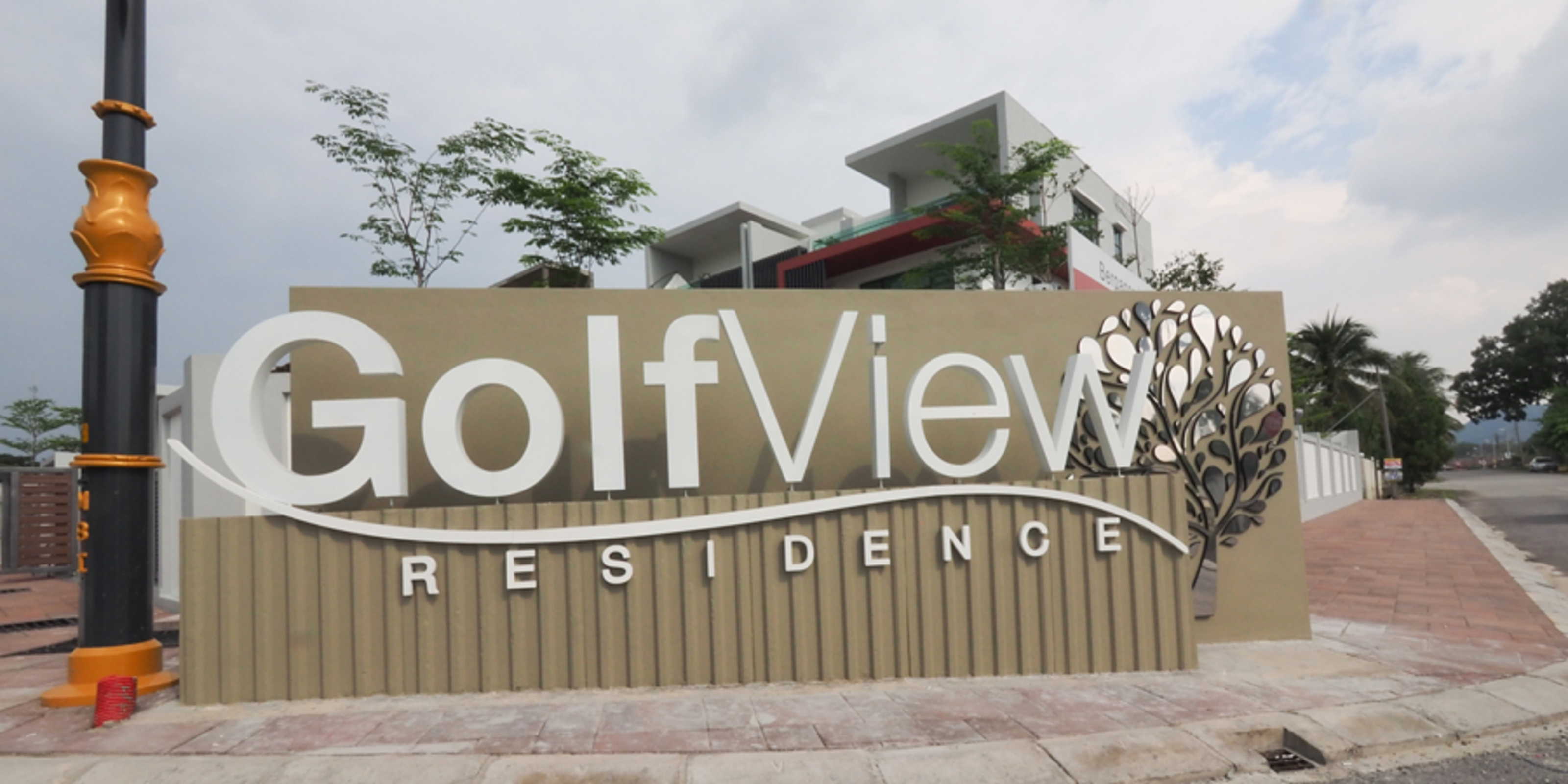 Ipoh house for sale golfview residence