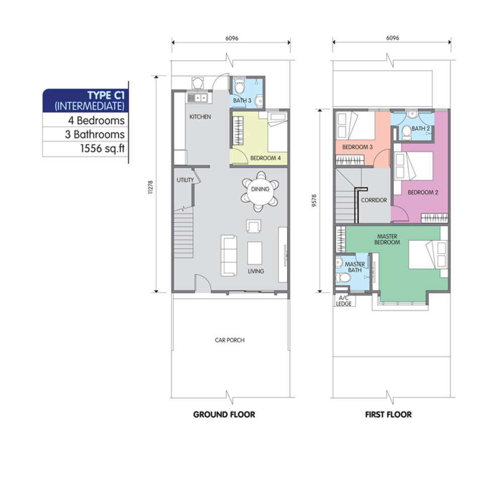 Pr1ma Homes Kamunting For Sale In Kamunting Propsocial
