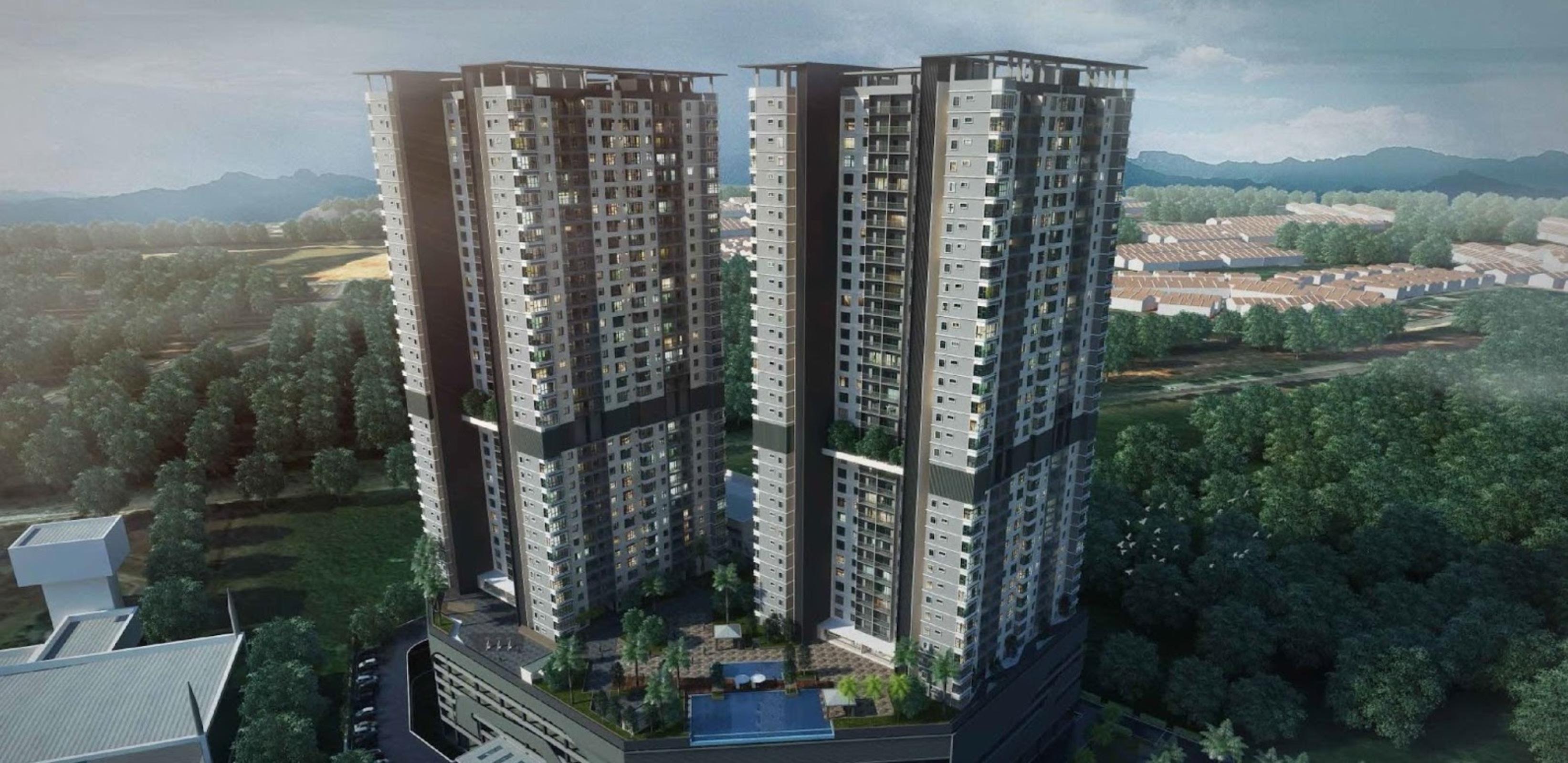 Bukit jalil house for sale paraiso cover