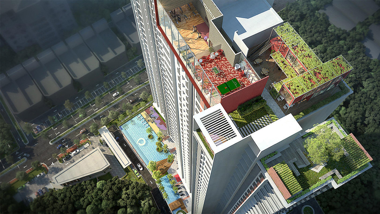 Bandar sunway house for sale union suites 7