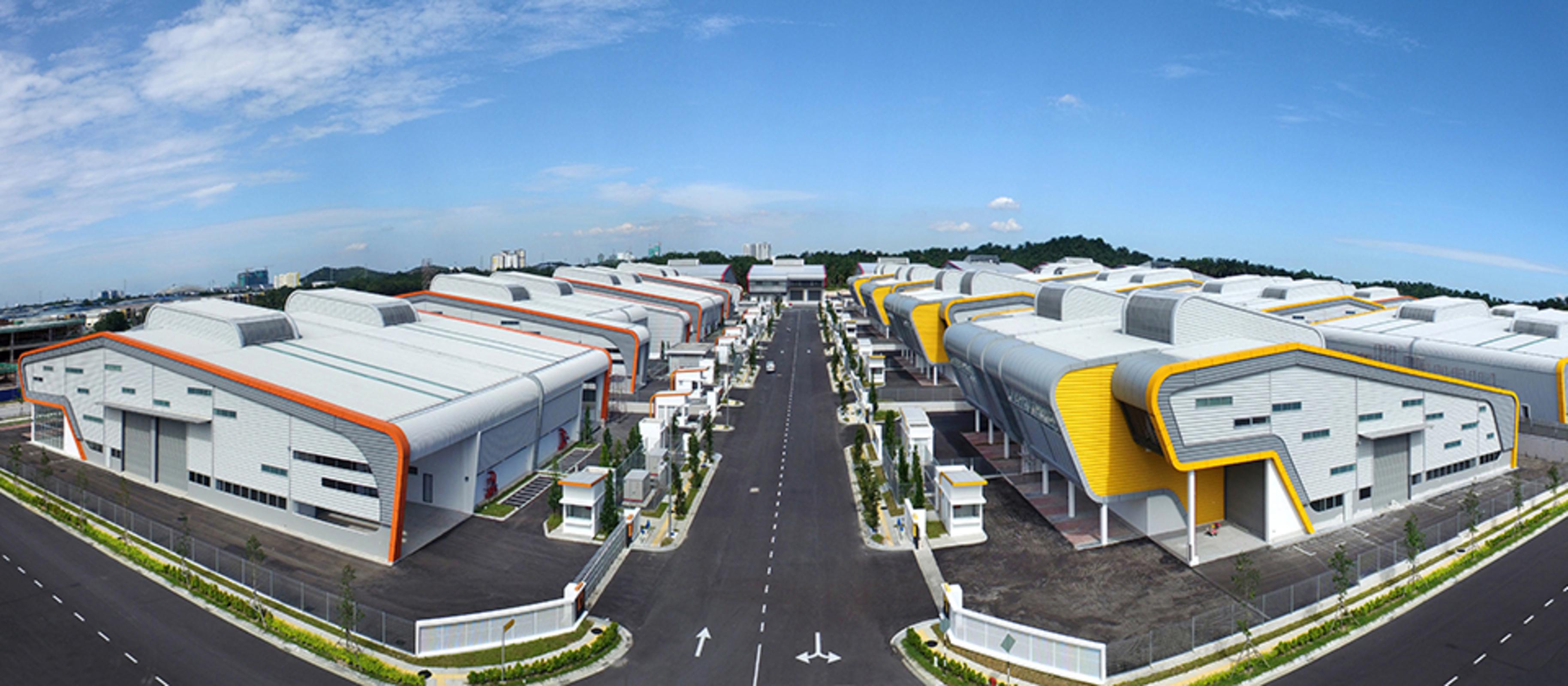 Nusajaya factory for sale nusajaya techpark 4