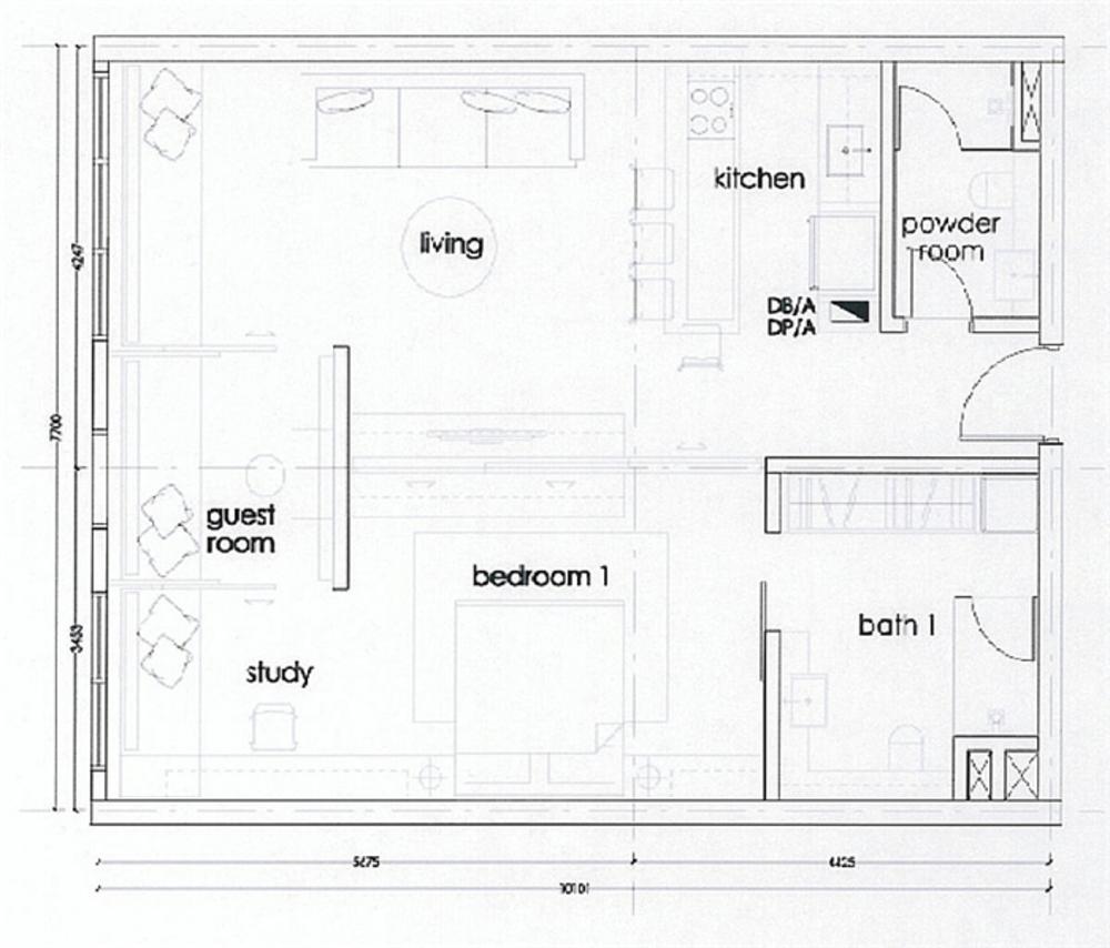 6 Ceylon Type B Floor Plan