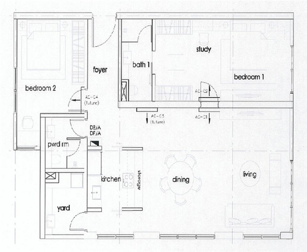 6 Ceylon Type C Floor Plan