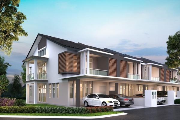 Bandar Putra Kulai in Kulai