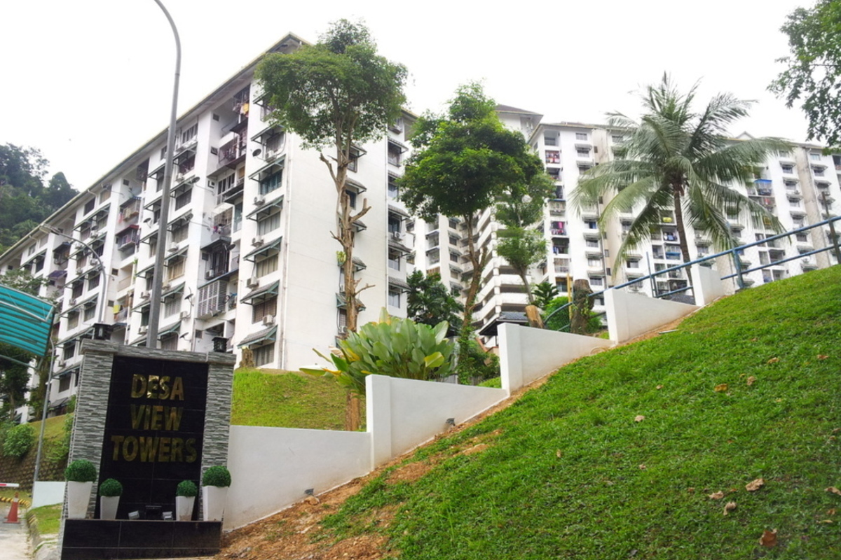 Desa View Towers Photo Gallery 0