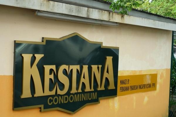 Kestana Condominium in Bandar Menjalara