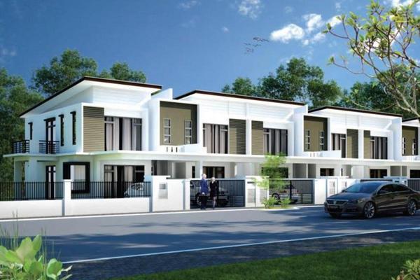 Lake View Residency in Taman Pelangi Indah