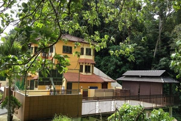 Taman Melawati in Kuala Lumpur
