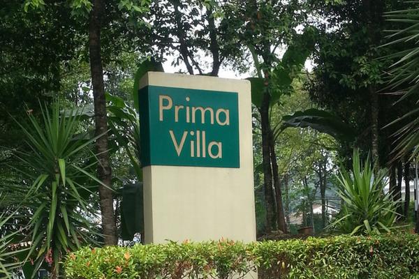Prima Villa in Kemensah