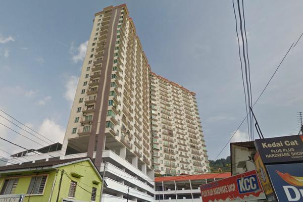 Vista Gambier in Bukit Gambier