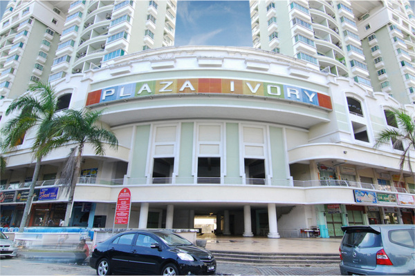 Plaza Ivory in Bukit Gambier