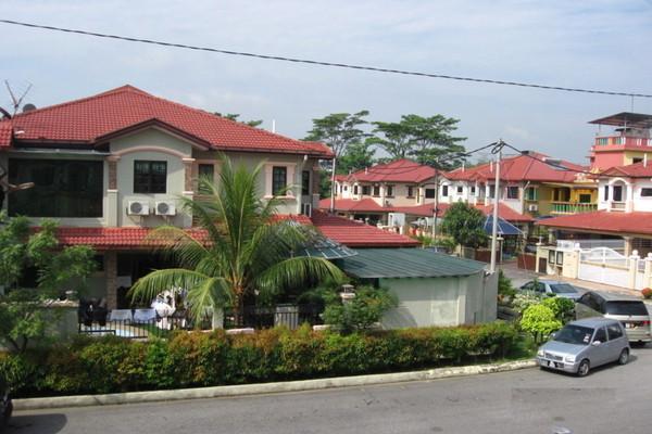 Taman Taming Maju in Balakong