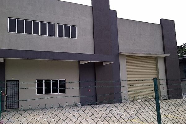 Cheras Jaya Industrial Park in Balakong