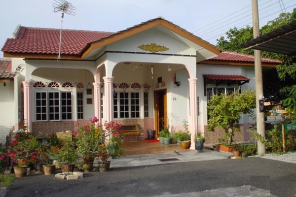 Taman Sri Nanding in Hulu Langat