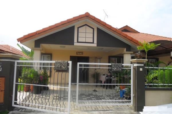 Taman Aman Perdana in Meru