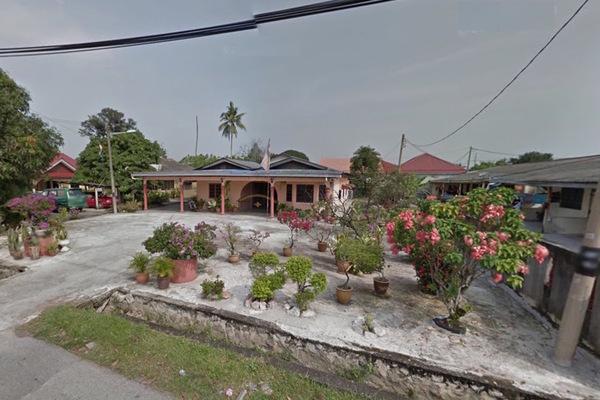 Kampung Melayu Subang in Subang