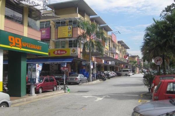 SS6 in Kelana Jaya