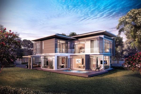The Villas in Bandar Enstek