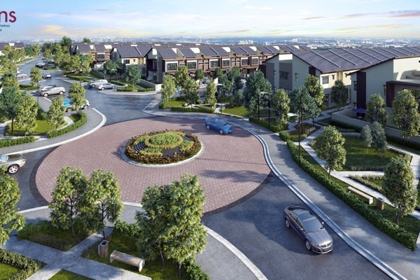 Avens  streetscape at 16 sierra  puchong south dxspx5wwxew1z qywmya small