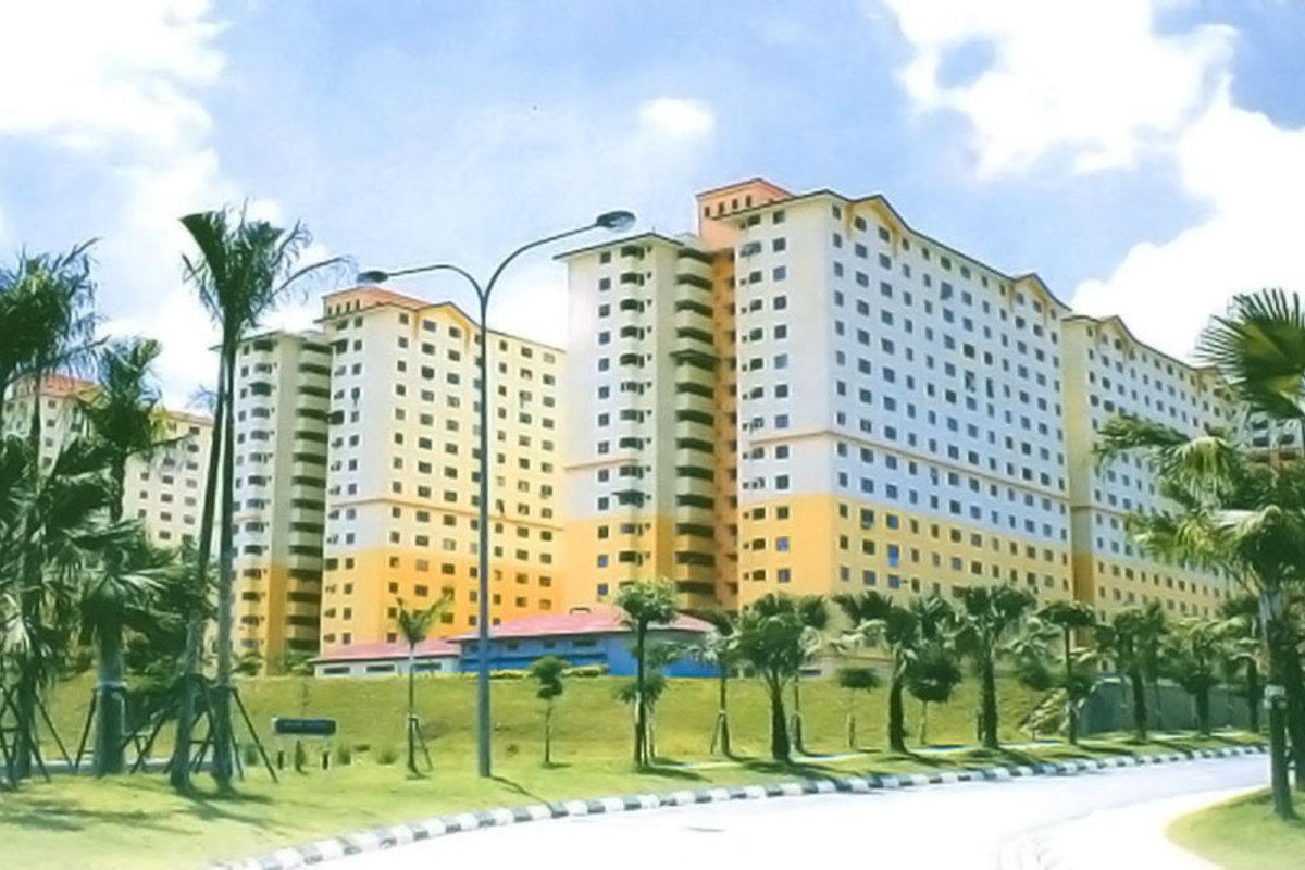 Sri Rakyat Apartment Photo Gallery 0