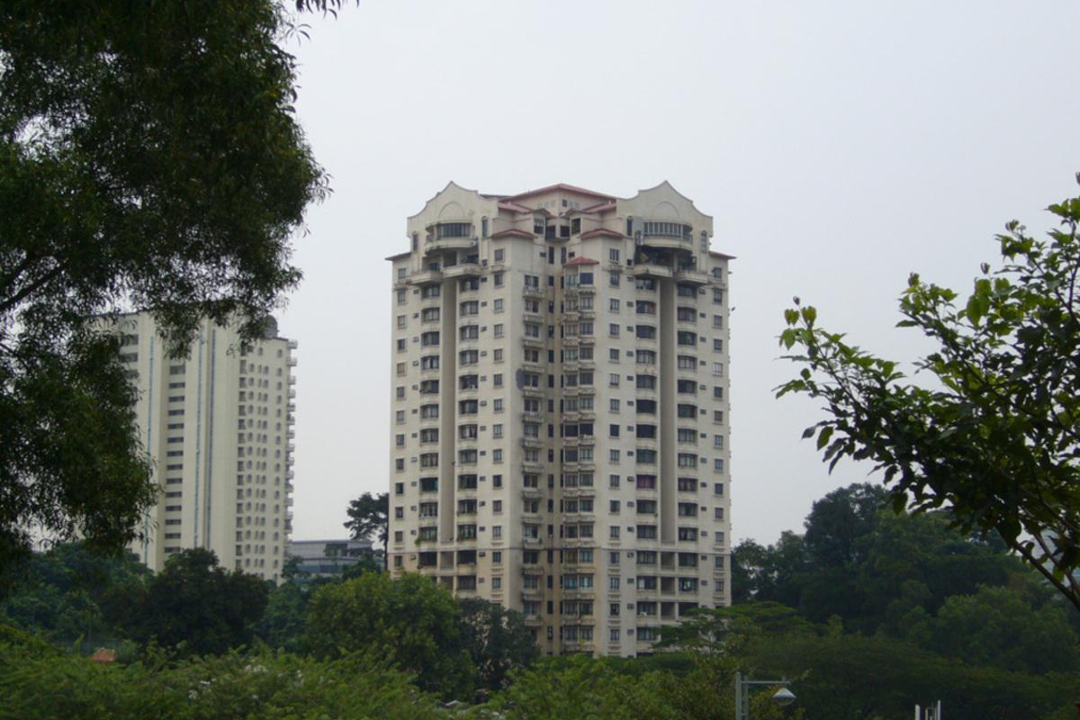 Robson Condominium Photo Gallery 0