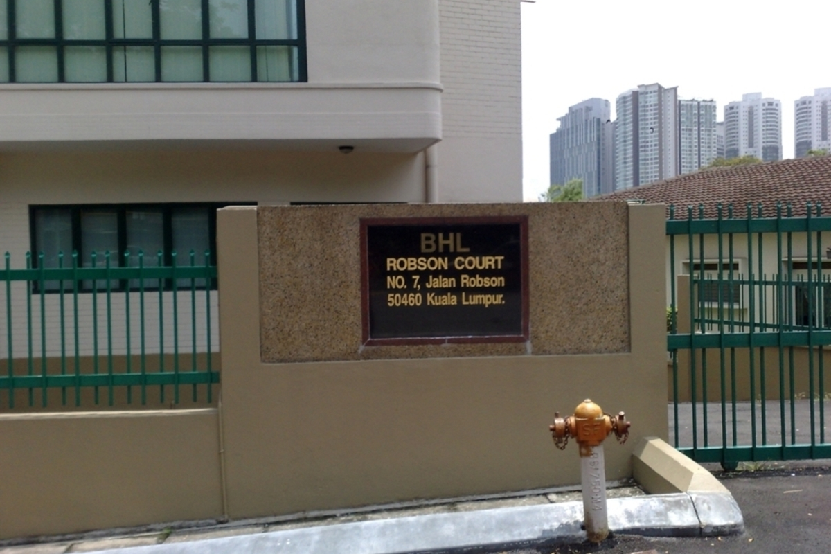 Robson Court Photo Gallery 1