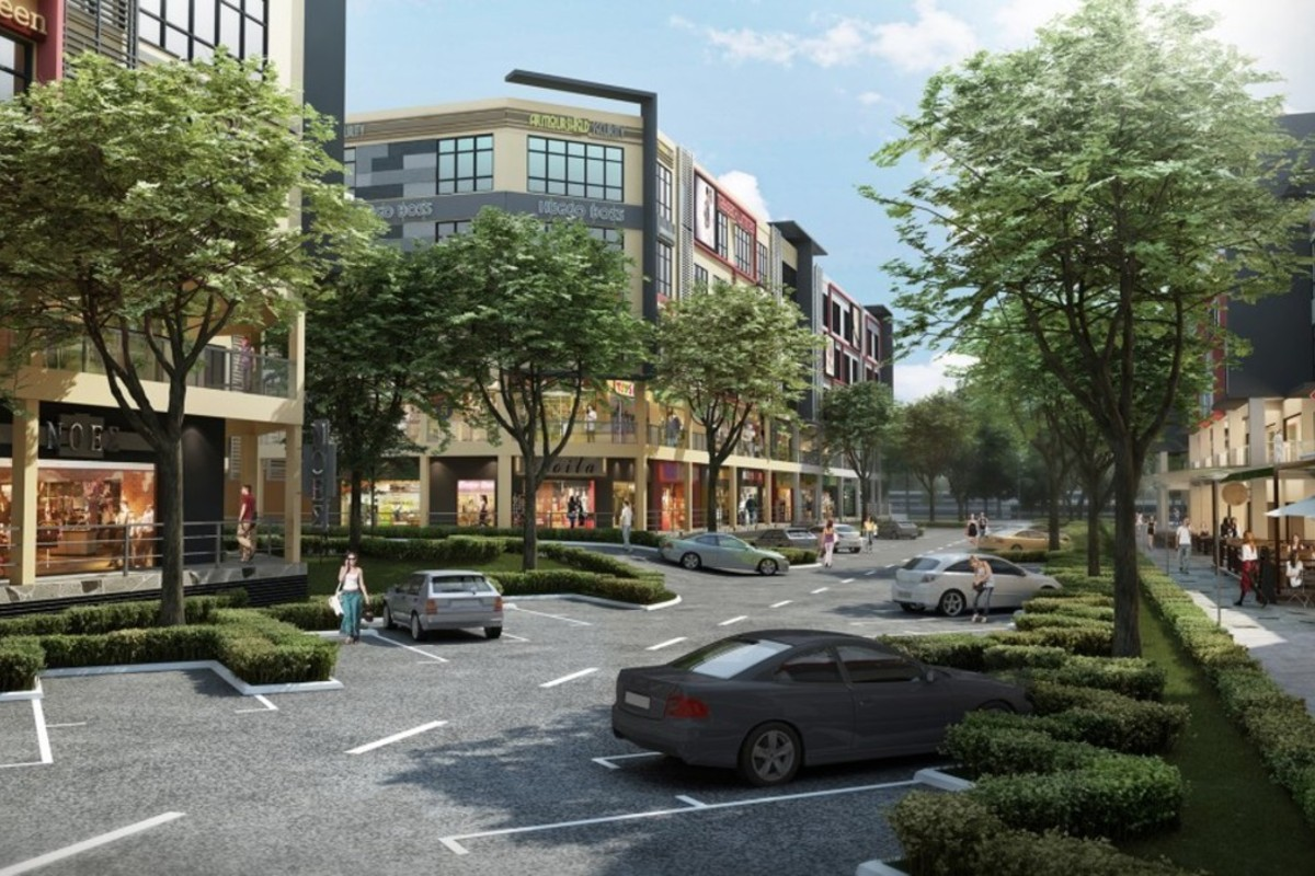 Oakland Commercial Centre Photo Gallery 2