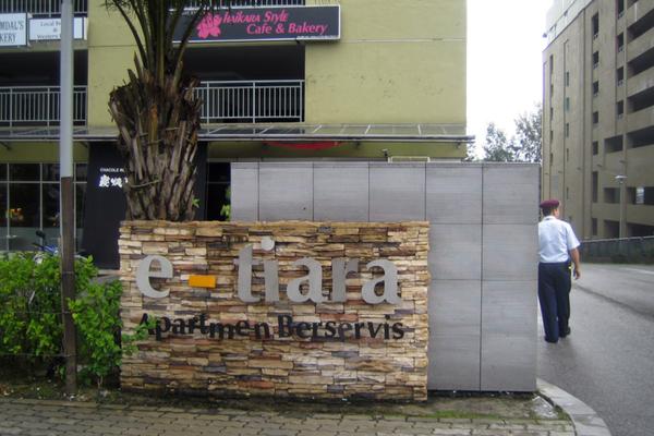 e-Tiara in Subang Jaya
