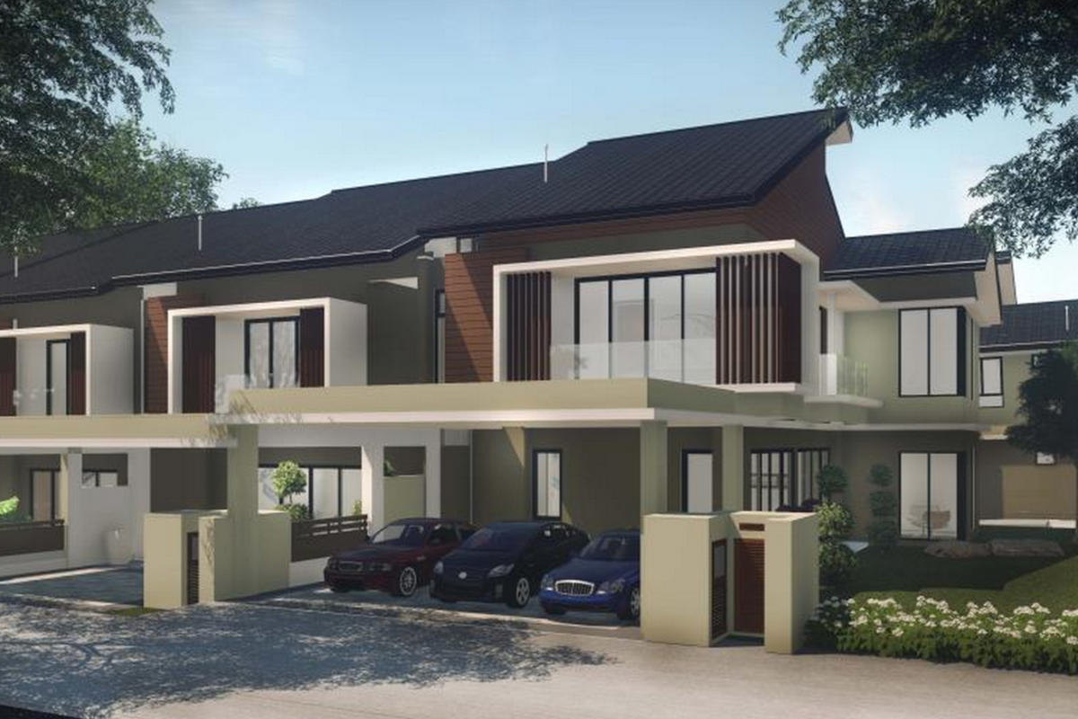 Alamanda Superlink Homes 2 Photo Gallery 3