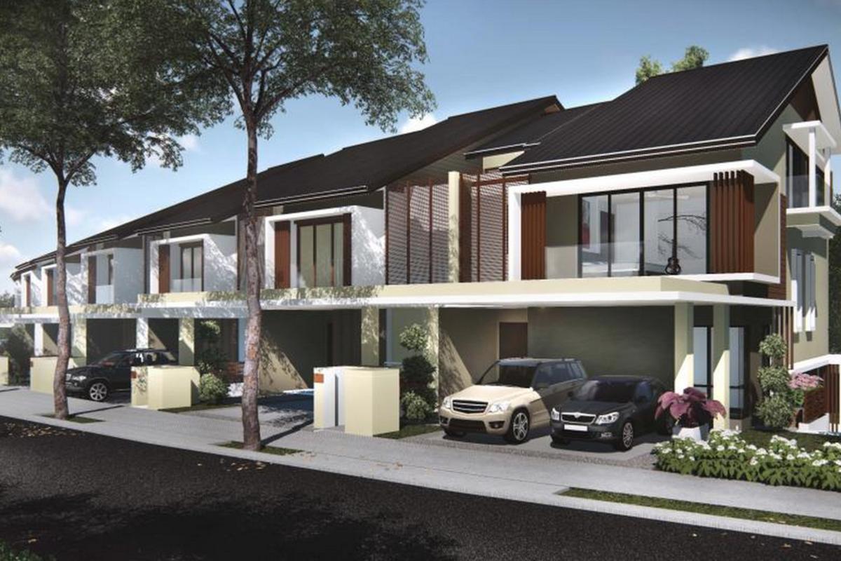 Alamanda Superlink Homes 2 Photo Gallery 4