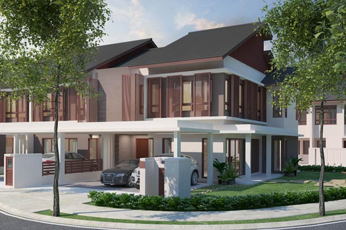 Alamanda Superlink Homes 2 Photo Gallery 6
