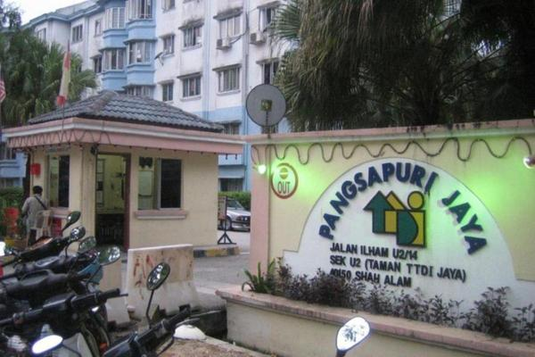Jaya Apartment's cover picture