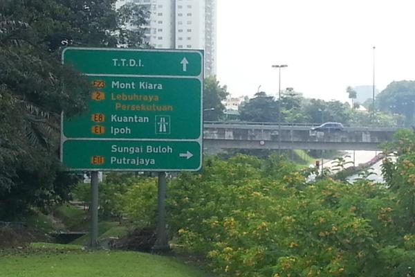 Kampung Sungai Penchala in Kuala Lumpur