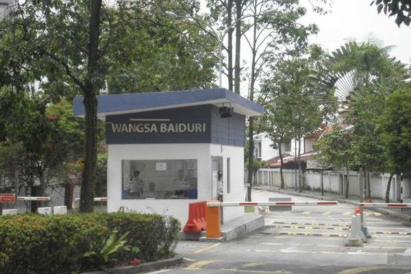 Wangsa Baiduri in Subang Jaya