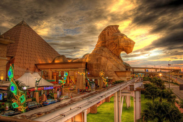 Sunway Pyramid's cover picture