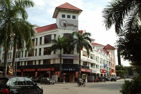Sunway Mentari in Bandar Sunway