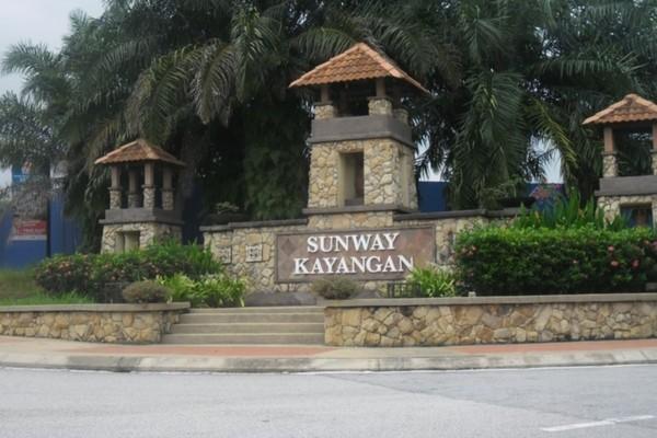 Sunway Kayangan in Shah Alam