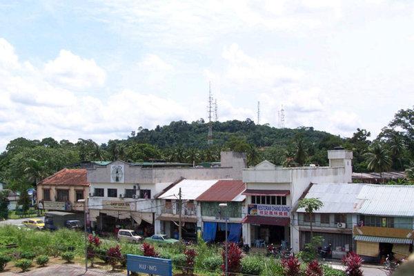 Kuang in Selangor