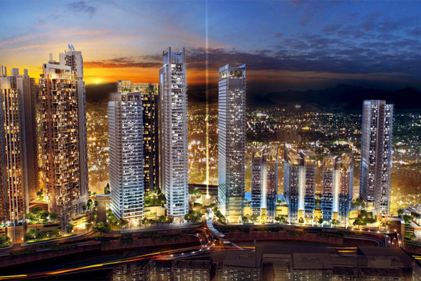 KL Eco City's cover picture