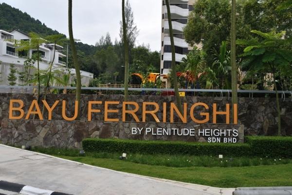 Bayu Ferringhi in Batu Ferringhi