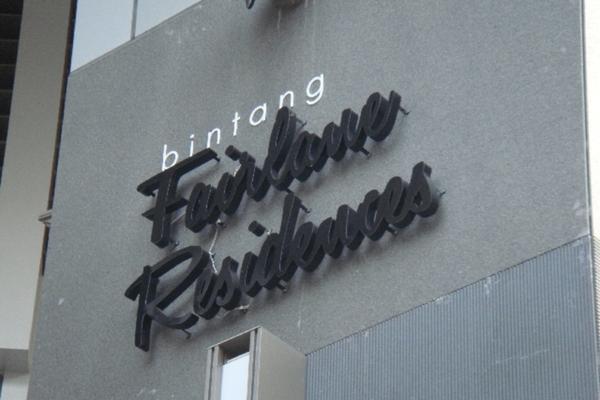 Bintang Fairlane Residences in Bukit Bintang