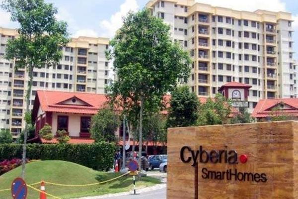 Cyberia SmartHomes in Cyberjaya