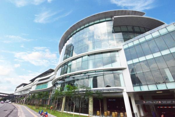 Vertical Suites in Bangsar South