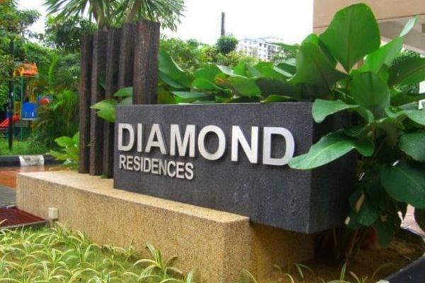 Diamond Residences in Setapak