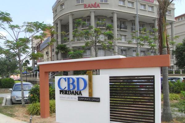 CBD Perdana 1's cover picture